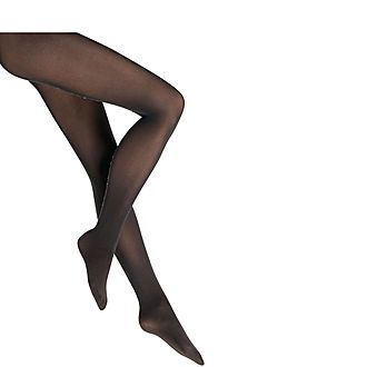 Crystal Blaze Back Seam Tights