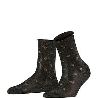 Shell Dot Socks