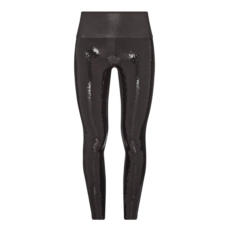 5f287cc45540c ... Faux Leather Sequin Leggings, ${color}