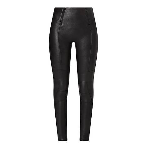 Spanx Legging Double Zip, ${color}