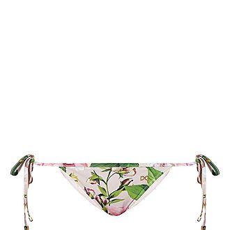Floral Bikini Briefs