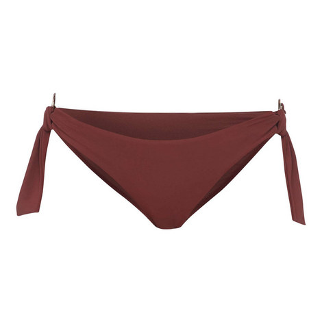 Active Ring Detail Bikini Briefs, ${color}