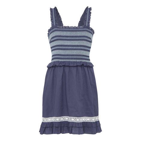 Smocked Lexia Dress, ${color}