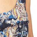 Jungle Print Long Dress, ${color}