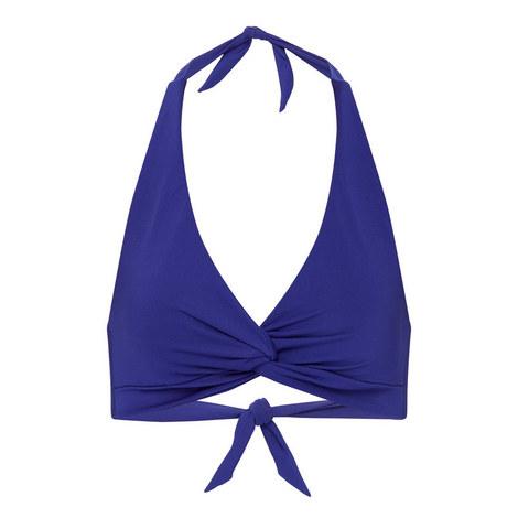 Jetset Twist Bikini Top, ${color}