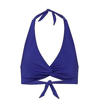 Jetset Twist Bikini Top