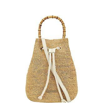 Savannah Bay Bucket Bag