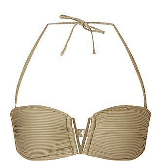 Venice V Bar Bikini Top