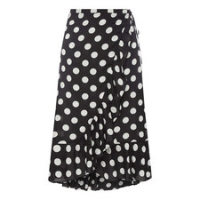 Gracie Polka Dot Skirt