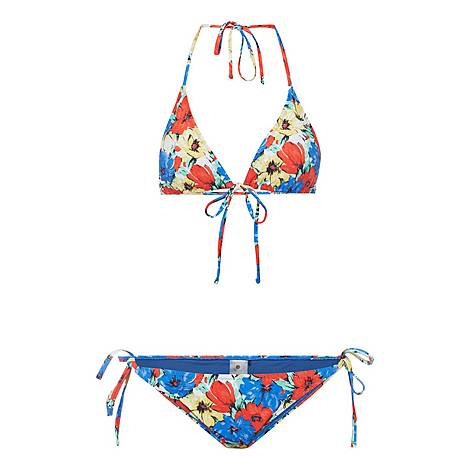 Lucia Diana Floral Bikini, ${color}