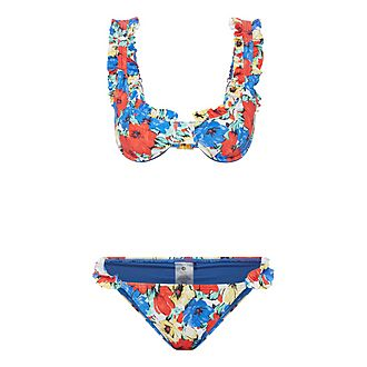 Jessica Floral Bikini