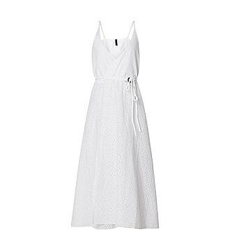 Celeste Broiderie Dress
