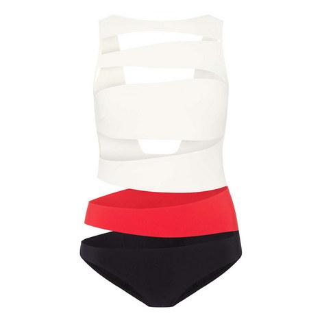 Valentina Mesh Swimsuit, ${color}