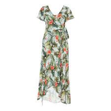 Guila Wrap Dress