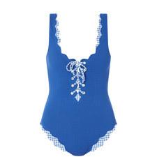 Palm Springs Tie Swimsuit