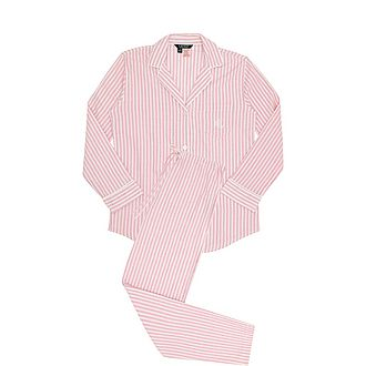 Brushed Stripe Pyjamas