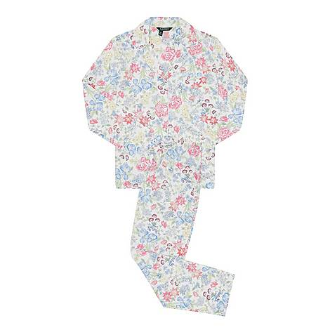 Cotton Sateen Pyjamas, ${color}