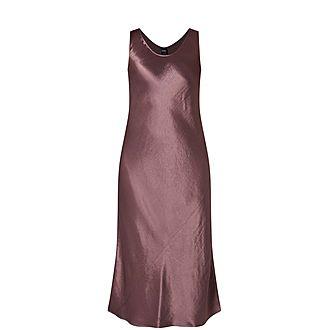 Talete Metallic Dress