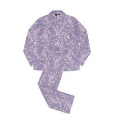 Classic Print Pyjama Set