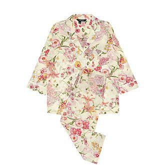 Floral Print Pyjamas