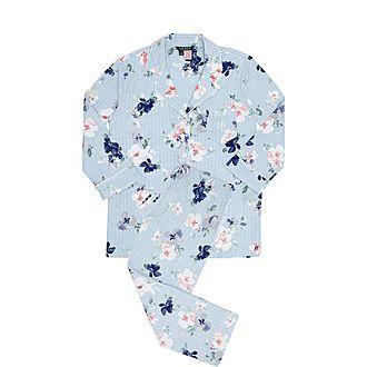 Capri Floral Pyjamas