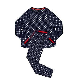 Vintage Web Logo Pyjamas