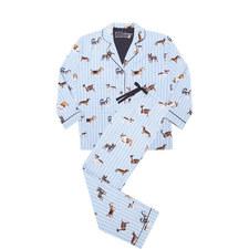 Dog-Gone Tired Pyjama Set