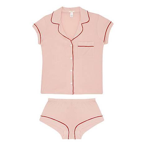 Gisele Pyjama Brief Set, ${color}