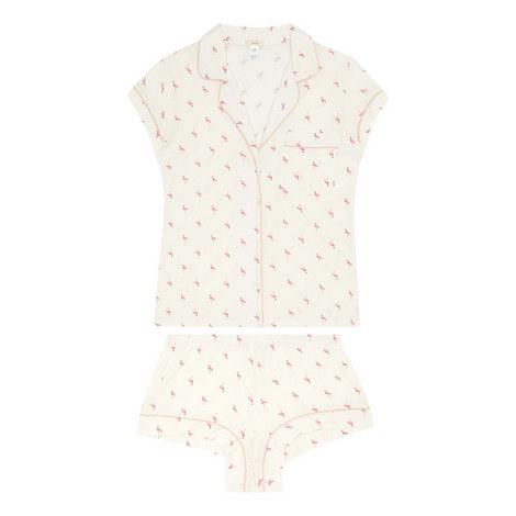 Flamingo Pyjama Set, ${color}