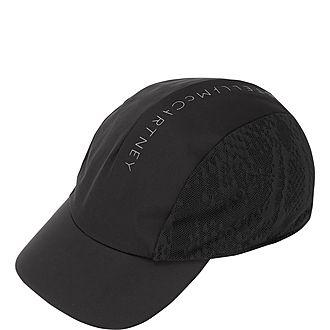 Snakeskin print Baseball Cap