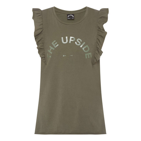 Frill Muscle T-Shirt, ${color}
