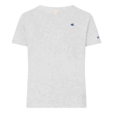 Logo Reverse Weave T-Shirt, ${color}
