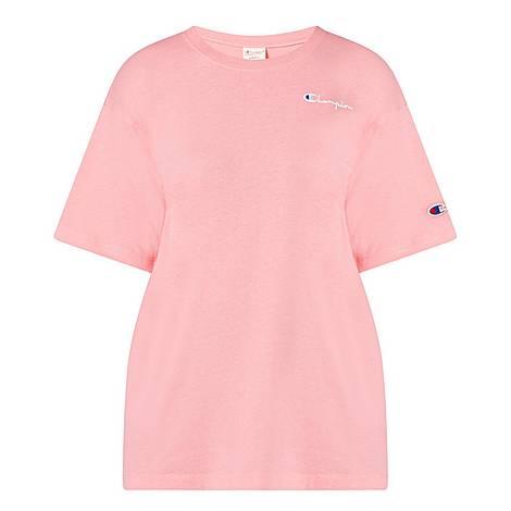 Script Logo T-Shirt, ${color}