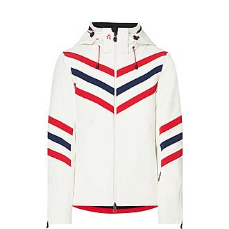 Chevron Stripe Jacket