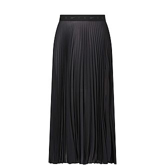 Dance Pleated Skirt