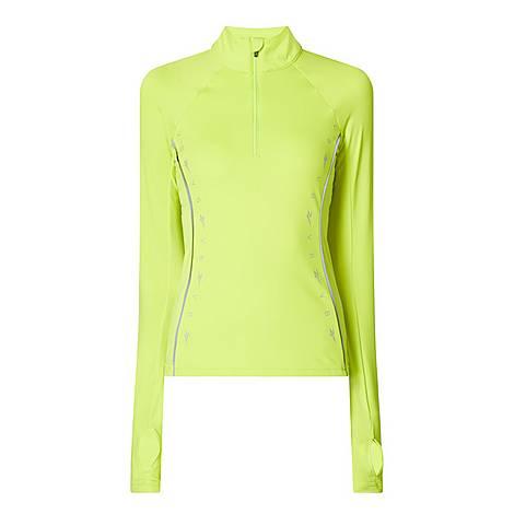 Half-Zip Running Jacket, ${color}