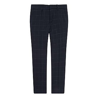 4a5acc01a TOMMY HILFIGER The Sustainable Edit Check Trousers €118.50