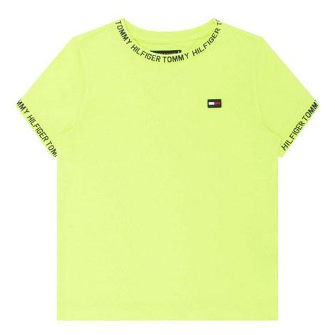 Logo Tape T-Shirt, ${color}