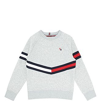 Flag Crew Sweater