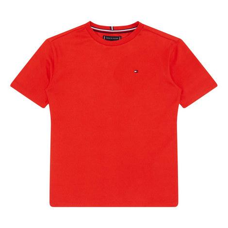 Back Logo T-Shirt, ${color}