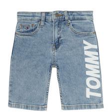 Slim Taper Shorts