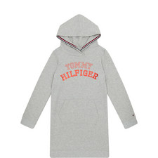 Logo Hoody Dress