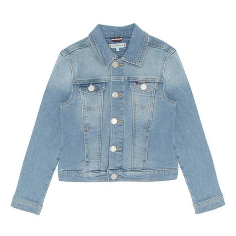 Light Wash Denim Jacket, ${color}