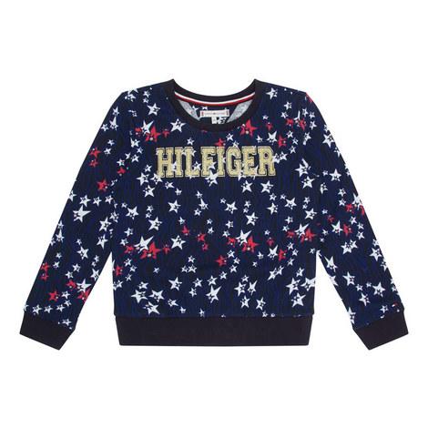 Star Logo Sweatshirt, ${color}