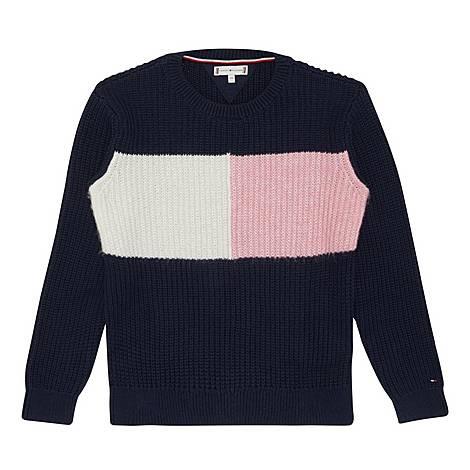 Colour Block Sweater, ${color}