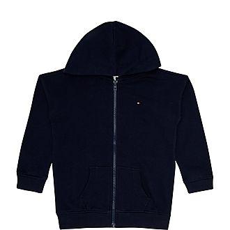 Essential Zip Up Hoodie