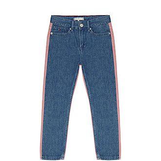 Izzy Slim Cropped Jeans