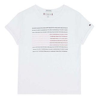 Organic Slogan T-Shirt