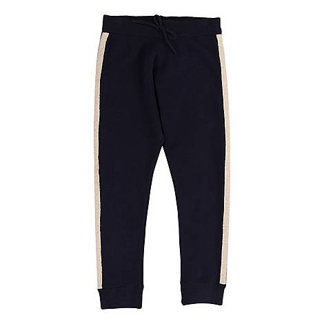 Gold Trim Track Pants, ${color}