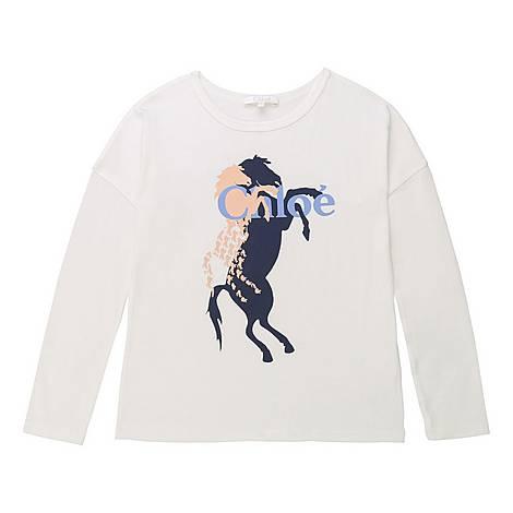 Pony Logo T-Shirt, ${color}